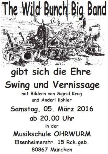 Swing & Vernissage